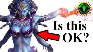 Game Theory: Are SMITE's Goddesses TOO SEXY? - dooclip.me