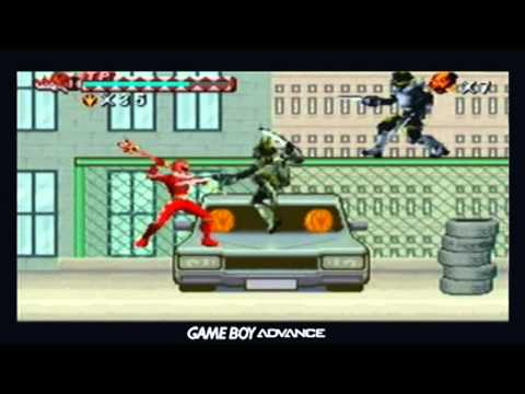 power rangers dino thunder gba games free download