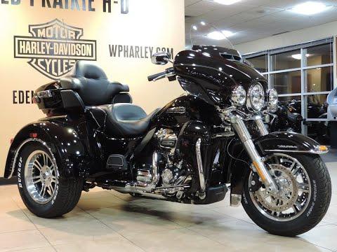 2019 Harley-Davidson® HD Touring Trike FLHTCUTG Tri Glide® Ultra