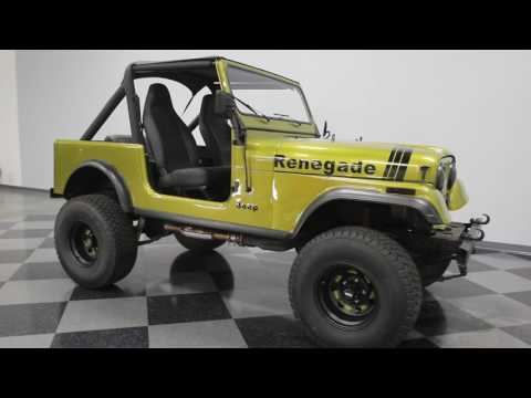 Video of '84 CJ7 - LG6T