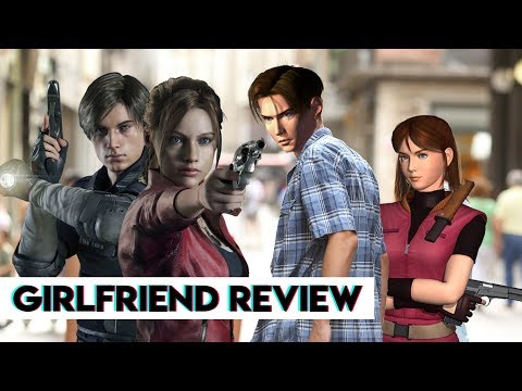 Resident Evil 2 - Girlfriend Reviews