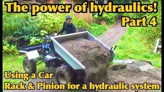 Homemade ATV quad truck part 4
