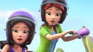 Change Of Address | LEGO Friends | Full Episode by Disney