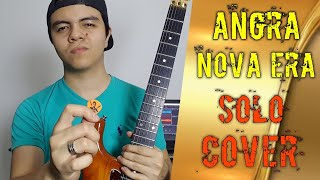 """Angra - Nova Era"" Solo Cover by Juninho Nakagawa"