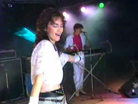 """Светлана Разина - """"Демон""""1989г. фестиваль """"Форманта"""" в Качканаре"""