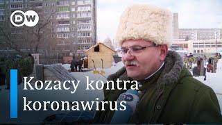 Kozacy walczą z koronawirusem