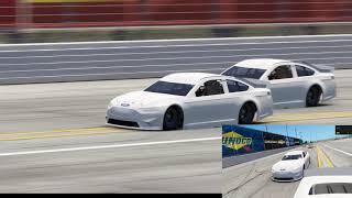 Jason & I online race Daytona 12/17/2017