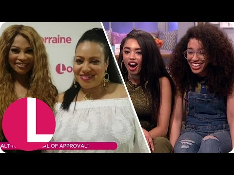 BGT's Miss Treat Vibe Get a Special Message From Salt-N-Pepa! | Lorraine