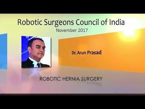 Robotic Hernia Surgery