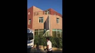 اول يوم في اذربيجان ١٣ يوليو ٢٠١٦