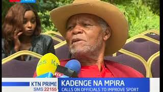 AFC Leopards football legend Joe Kadenge urges football fraternity to help former players
