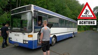 Wir haben einen BUS geschenkt bekommen! | Dumm Tüch
