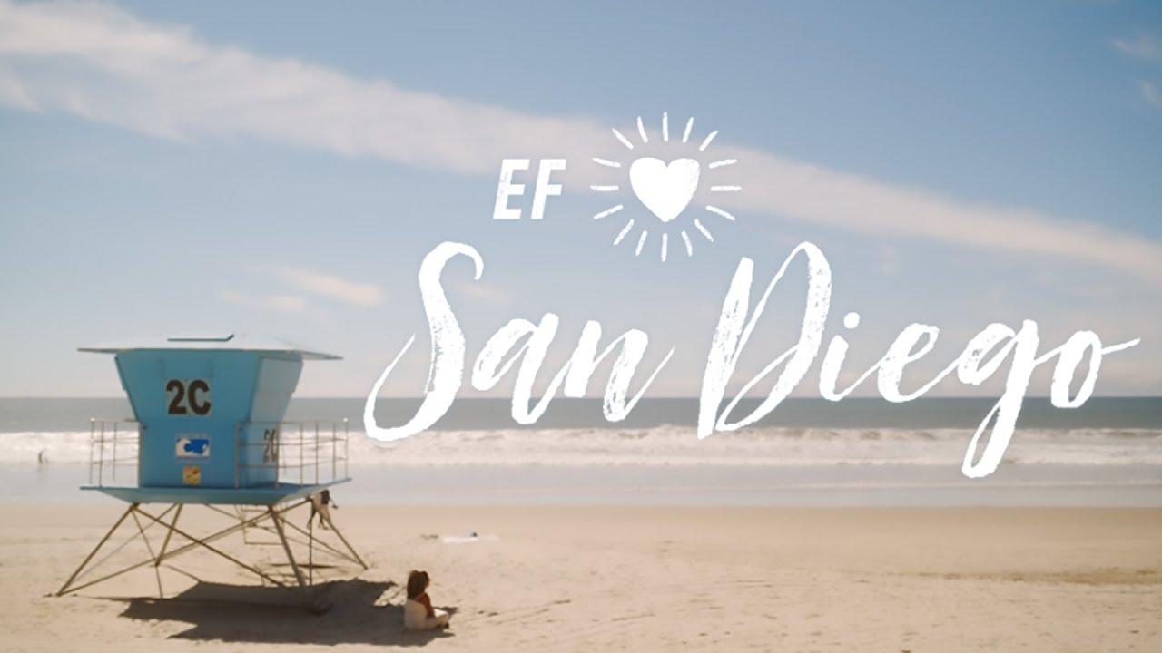 EF ❤ San Diego