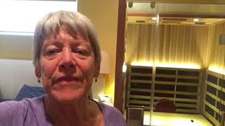 Enid Discusses Her Experience With Her Jacuzzi® Infrared Sauna