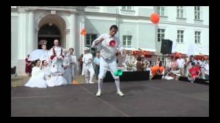 preview picture of video 'Oranienburg April 2012 - Orangefest Orangefeest'