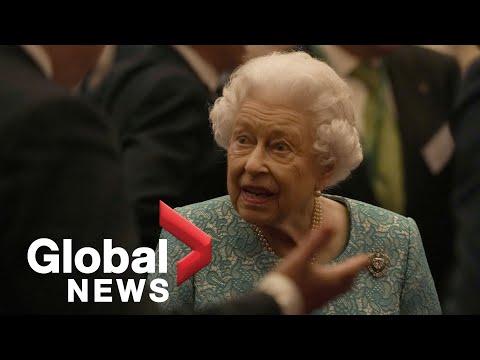 Queen Elizabeth II cancels travel plans following medical advice