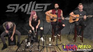 Skillet, iRockRadio.com - Skillet (Acoustic) - Back From the Dead