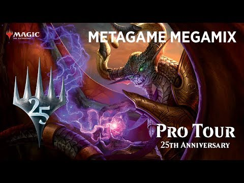 Pro Tour 25th Anniversary Tournament Center: Metagame Megamix