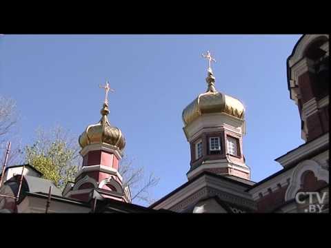 Храм саввы сторожевского мкр.заря