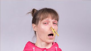how to get rid of a blocked nose at night