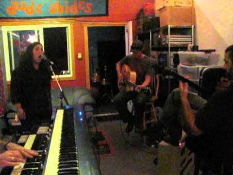 Julia Scott Rehearsal at Studio A - Mojo Working