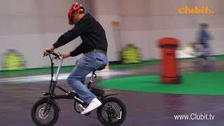 KWIKFOLD ELECTRIC BIKE DEMO