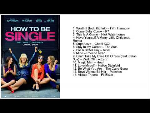 How to be single soundtrack how to be single movie soundtrack ccuart Images