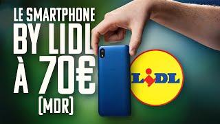 Test Gigaset GS110 - Le smartphone de Lidl qui ne fait même pas le minimum