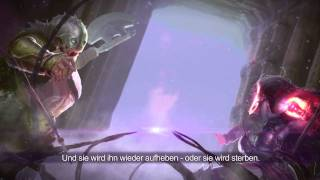 Magic: The Gathering Innistrad Trailer (German)