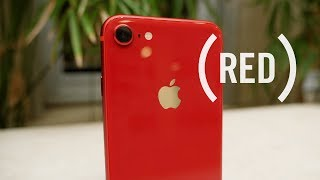 (RED) iPhone 8 Unboxing!
