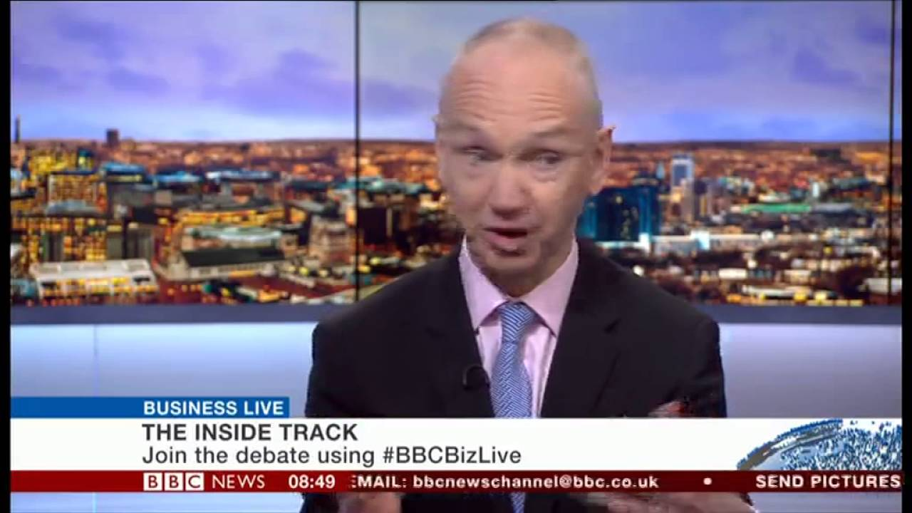 BBC Business Live: Interview with The Consumer Goods Forum, Peter Freedman