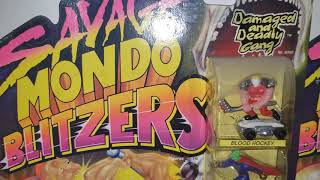 A collectors breakdown of Savage Mondo Blitzers