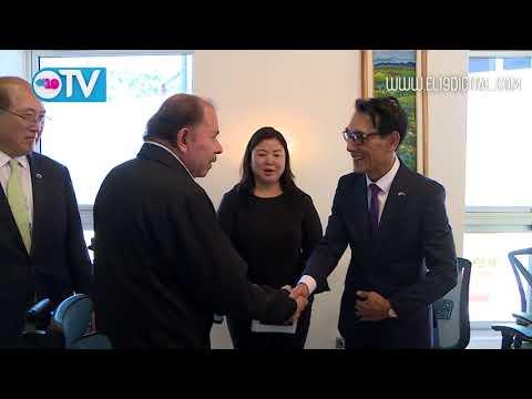 Comandante Daniel se reúne con Secretario General de la Organización Marítima Internacional, Señor Kitack Lim
