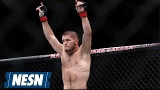 UFC 209 Conference Call: Khabib Nurmagomedov, Tony Ferguson Have War of Words
