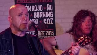 """Barón Rojo """" Hermano Del Rock & Roll"""" Acústico - Rocktiembre 2016"""