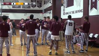 DBP vs PC Basketball Game 1/16/2020