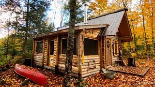 Nowa konstrukcja w domku z bali poza siatką, warsztacie, piwnicy z korzeniami, gotowaniu przy ognisku
