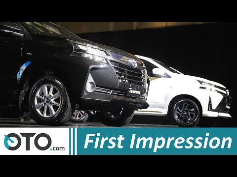 Toyota Avanza & Veloz 2019 | First Impression | Ini Dia Wujud Barunya | OTO.com