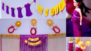 DIY Baby Shower Banners + Baby Shower Decoration Ideas (Pics)