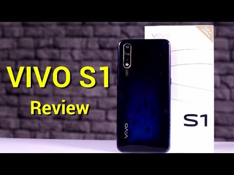 Vivo S1  Review: Display is  Wow!