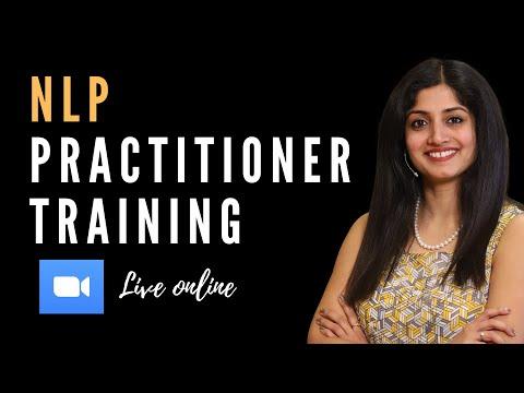 Upcoming NLP Training Online- NLP Practitioner Certification rom ...