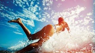 Экстремальные трюки серфинг. Лучшее за лето!
