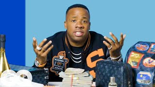 10 Things Yo Gotti Can't Live Without | GQ