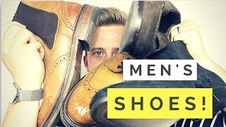 MY SHOE COLLECTION! - Mens Shoes & Sneakers Collection