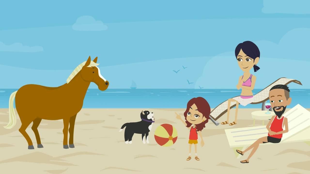 Kito y Queca conocen el mar- Cuento Infantil de Apoyo Audición y Lenguaje- Fomenta la Perseverancia