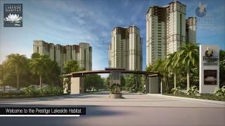 Prestige Lakeside Habitat - Apartments and Villas in Varthur, Off Whitefield, East Bangalore