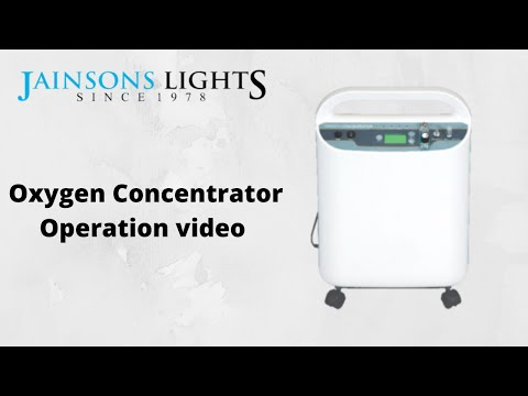 Home Oxygen Concentrator 5 LPM