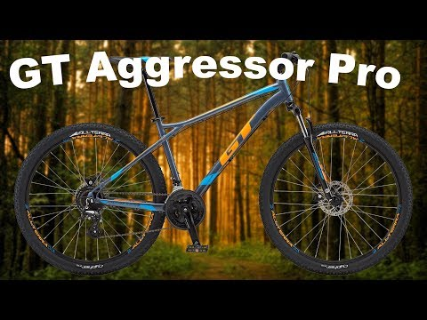The GT Aggressor Pro Mountain Bike Review And Unboxing (2018 Budget Bike)