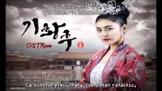 Park Wan Kyu - Wind Breeze (Empress Ki OST) [Romanian Trans | Rom| Han]