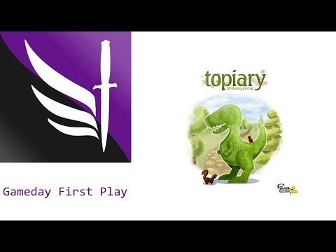 Topiary - Gameday First Play